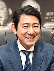 リネシス株式会社代表取締役 森裕嗣